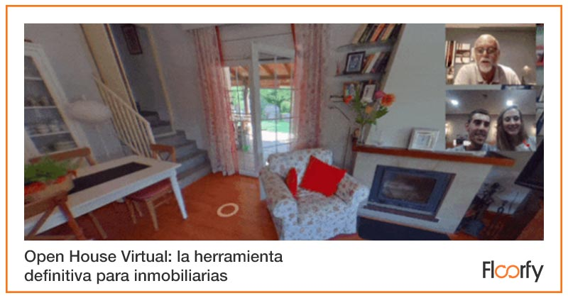 Open House Virtual: la herramienta definitiva para inmobiliarias