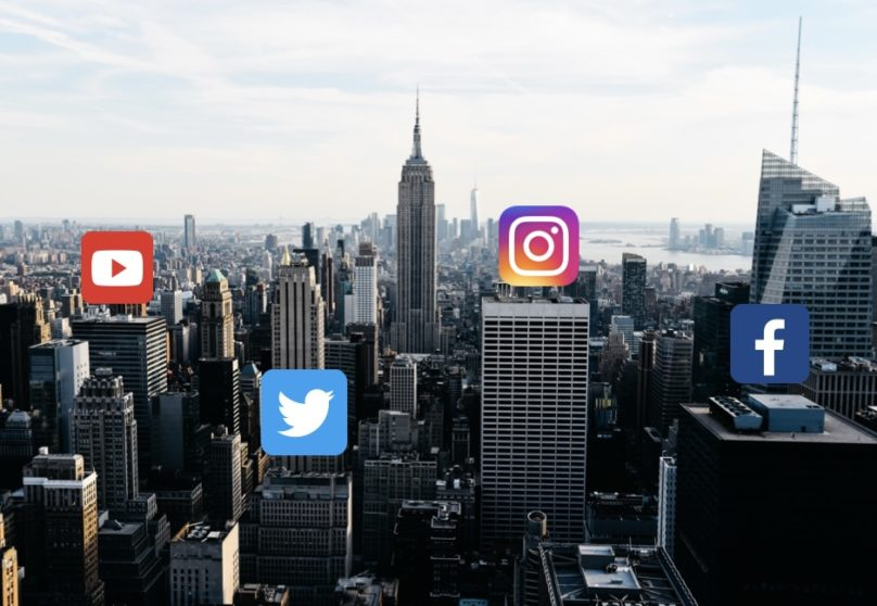 How real estate agents can enjoy the benefits of social media