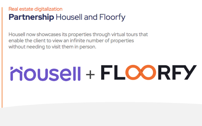 Partnership Housell and Floorfy
