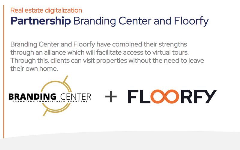 Partnership Branding Center and Floorfy