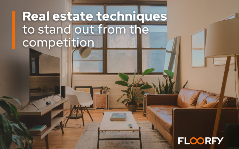 Real estate: techniques to attract and stand out from the competition